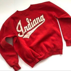 Vintage oversized IU sweatshirt